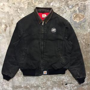 90's Carhartt Santa Fe Jacket BLACK
