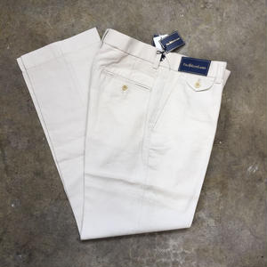Polo Ralph Lauren Linen Slacks  W : 29(Dead Stock)