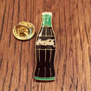 Coca Cola Bottle Pins