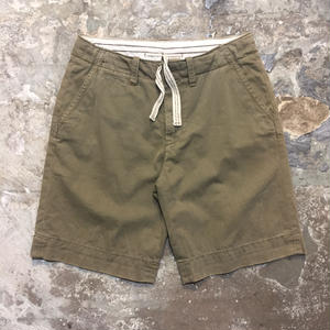 Polo Ralph Lauren Cotton  Shorts OLIVE W: 32