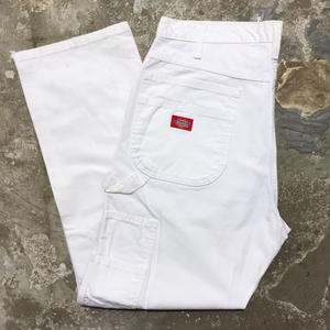 Dickies Painter Pants WHITE