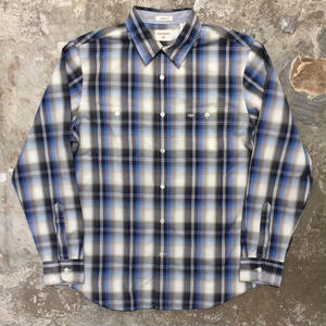 DOCKERS Cotton Plaid Shirt