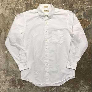 L.L.Bean Cotton Poly B.D Shirt