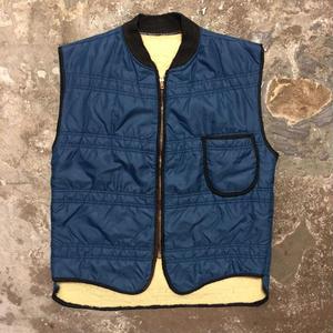 70's~ Unknown Padded Nylon Vest
