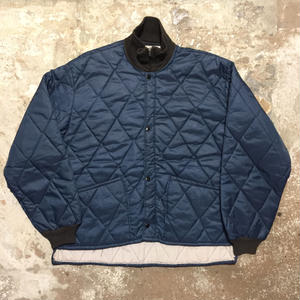 70's Unknown Quilted Nylon Jacket L