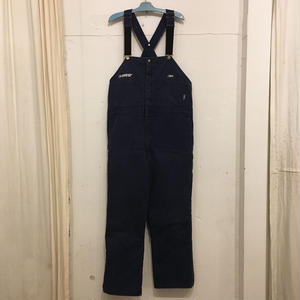 80's Walls Duck Cotton Quilt Lined Overall