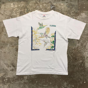 90's SOFTEE Printed Tee