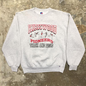 90's RUSSELL ATHLETIC TRACK AND FIELD Sweatshirt