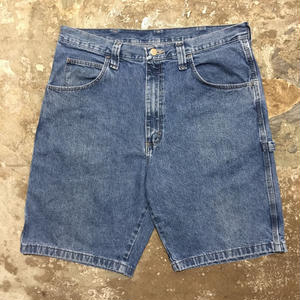 Wrangler Denim Carpenter Shorts W : 34