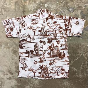 60's Liberty House Aloha Shirt