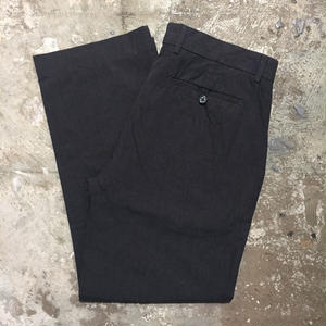 BANANA REPUBLIC Cotton Slacks W : 33