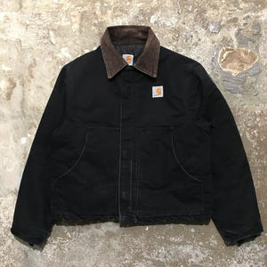 90's Carhartt Traditional Jacket BLACK