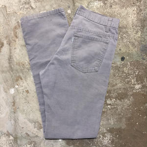 90's Levi's 519 Corduroy Pants  GREY W : 30