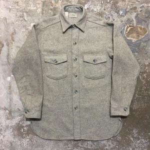 80's L.L.Bean Wool Shirt Jacket