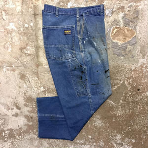 ~80's OSH KOSH Denim Painter Pants