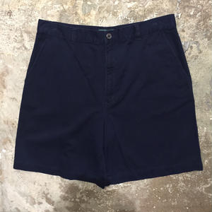 Ralph Lauren Cotton Shorts NAVY  W: 34