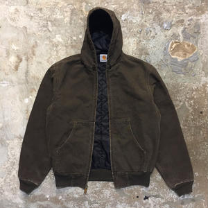 Carhartt Quilt Lined Active Jacket BROWN