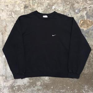 90's  NIKE Sweatshirt BLACK M