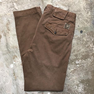Polo Ralph Lauren Hunting Chino Pants BROWN W : 32