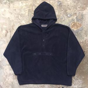 90's GENERRA SPORT Hooded Fleece Jacket