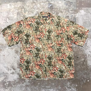 SILK ICON Silk Aloha Shirt