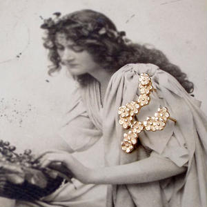 花々ピアス