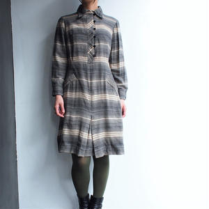 1970's Wool dress