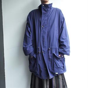Blue Mods style  coat
