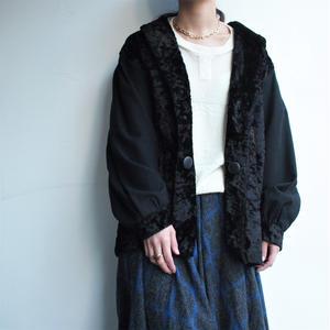 Wool ×Verours  jacket
