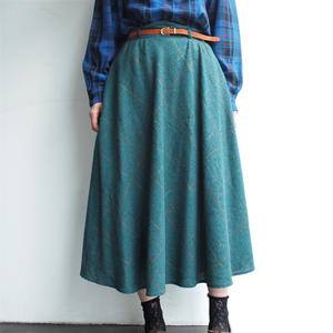 Made in Finland skirt with belt