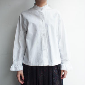 Early 1900's   standcollar blouse