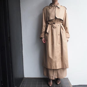 Made in Finland  Storm Flap trench coat