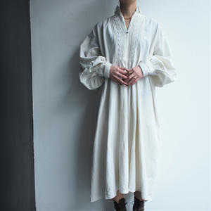 ~1920's Pin tuck Antique dress