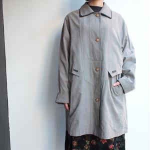 Bi color short coat
