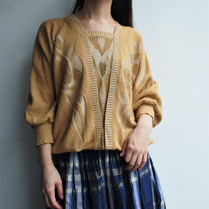 Made in W.Germany Dolman sleeve Knit