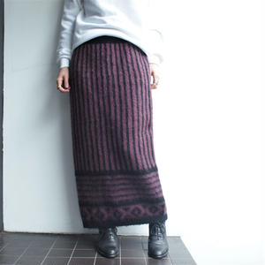 Made in Iceland wool skirt