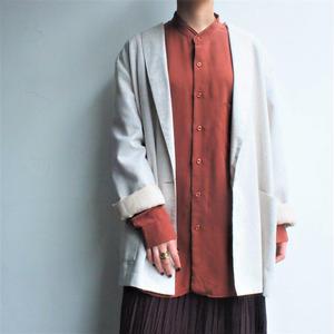 Made in USA Shawl collar Jacket