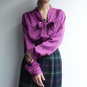 Ribon Pink  Blouse