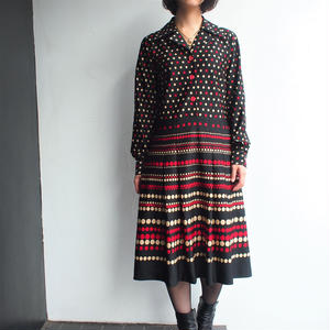 Made in Denmark dot dress