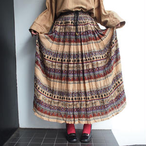 made in INDIA long skirt