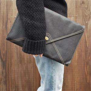 Euro clutch bag