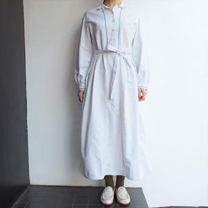France 1940's cotton dress