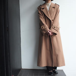 Made in England Burberry's camel&wool  prosum