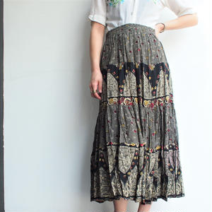 Made in USA long skirt