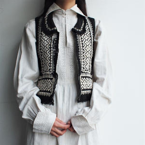 Eastern Europe  antique vest