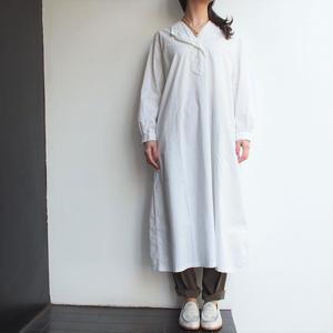 France 〜1930's cotton dress