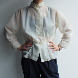 Europe 1960's vintage blouse