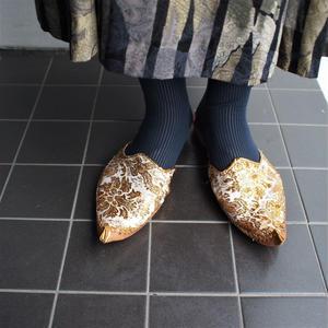 Europe Gold sandal