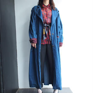 Made in Austria Denim Coat