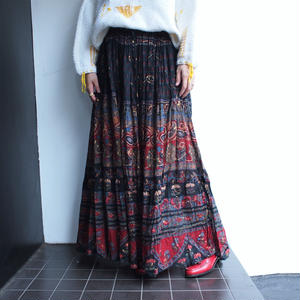 Made in INDIA  cotton skirt